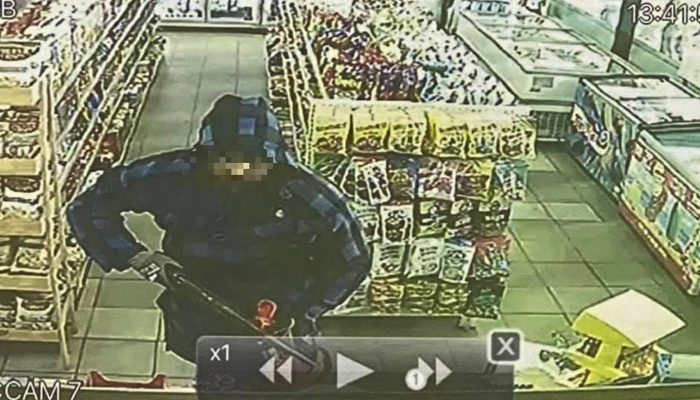 Auckland Dairy Robbery