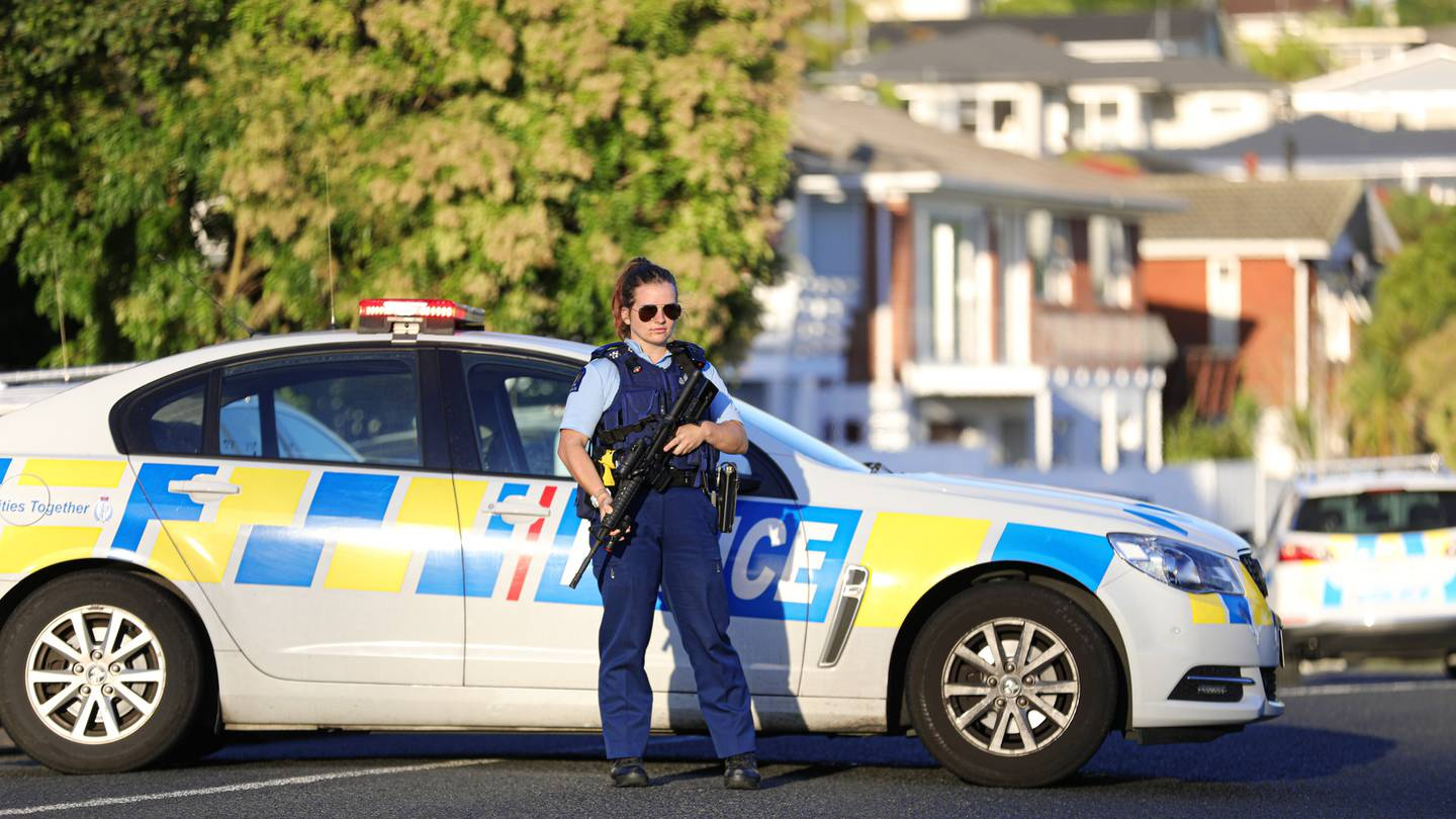 Auckland shootings