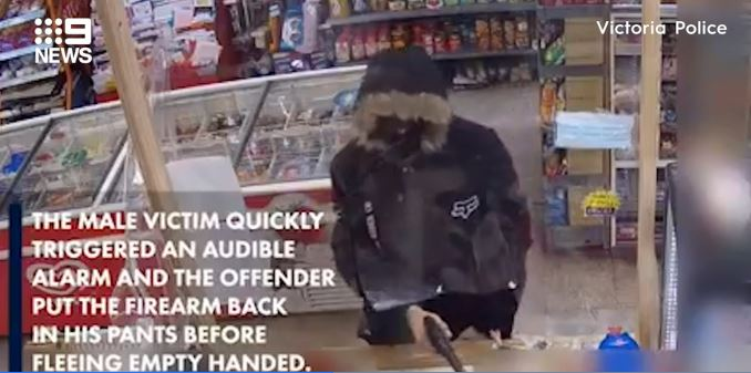 Attempted Robbery Victoria